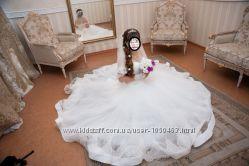 Свадебное платье  подарок