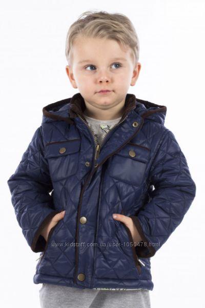 Скидка Куртка-стеганка от Wojcik 86см и 98см