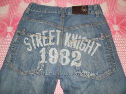 джинсы на мальчика BENETTON