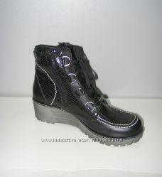 Удобные осенние ботиночки  39