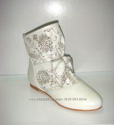 Сапожки, туфли размеры