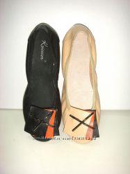 Кожаные фирменные балетки все размеры
