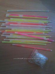 Новые светящиеся палочки 32шт