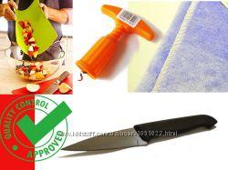 Гибкая раздел- доска нож Сampsite   штопор  микрофибра