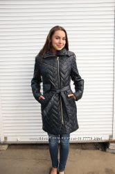 Стеганные курточки к осени