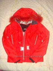 Фирменная лыжная куртка Runing River
