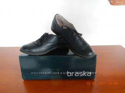 Туфли для девочки р. 35  кожа BRASKA торг