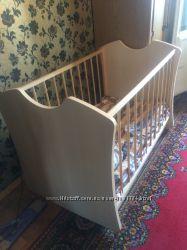 Детская кроватка Киндер