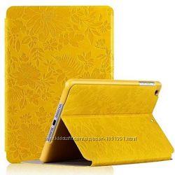 Цветочный надёжный Чехол Devia для на Айпад iPad Air