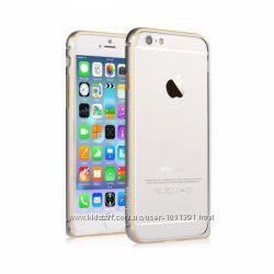 Защитный чехол бампер Devia для на Айфон iPhone 6