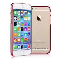 Прочный чехол бампер Devia для на Айфон iPhone 6