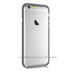 Отличный бампер чехол Devia для на Айфон iPhone 6