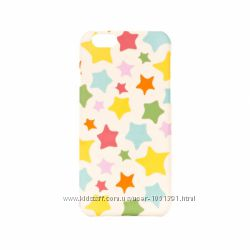 Чехол со звёздочками накладка ARU для на Айфон iPhone 6