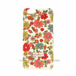 Британский чехол накладка пластик цветы Cath Kidston для на Айфон iPhone 6
