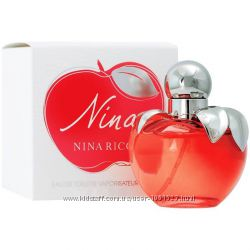 Nina Red Apple Nina Ricci Лицензия 80ml