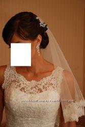 Весільна сукня Herms Calista. Франція