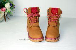 Стильные ботинки Зима
