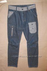 Эффектные джинсы с контрастными карманами. Voi jeans cO. Англия. 3032