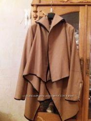 пальто -накидка новое Италия