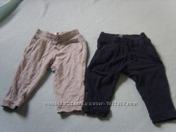 штанишки H&M на мальчика