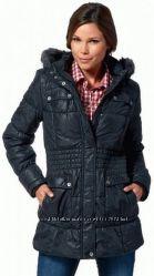 Пальто стеганое р-р М от немецкого бренда Tom Tailor