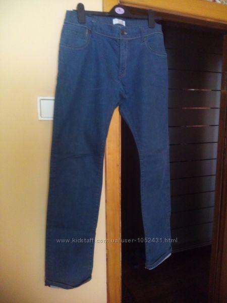 Фирменные джинсы Zara man 3434