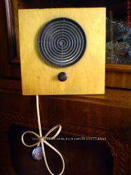 Громкоговоритель абонентский Олимп-316 радио, радиоточка, рабочий.