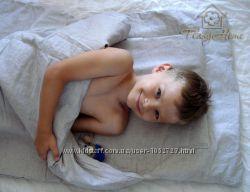 Натуральный матрас в кроватку 70х140 Lintex