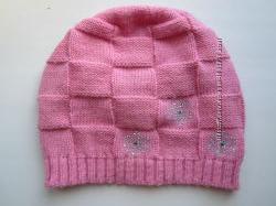 Стильная. модная шапочка KAMEA