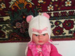 Вязаные шапочки для ваших деток