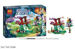 Конструктор BELA Fairy 10409 эльф, дерево, фигурки, 175 деталей, в кор-ке,