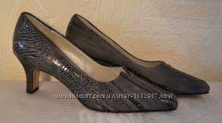 р35. 5 Австрия, Peter Kaiser, натуральная кожа. Изысканные, уютные туфли