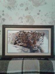 Картина - леопард