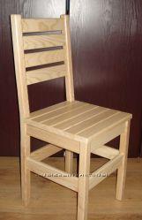 Стул, стілець, стільчик дорослий з ясена
