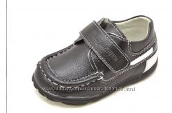 Туфли Шалунишка кожаные для малыша