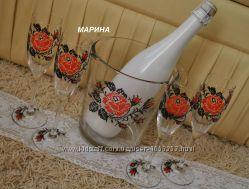 Эксклюзивный набор бокалов для шампанского Luminarc