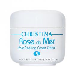 Постпилинговый тональный защитный крем Rose de Mer Post Peeling Cover Cream