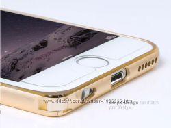 Металлический чехол Remax для на Айфон iPhone 6