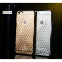 Чехол накладка с сотами Remax для iPhone 6