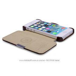 Чехол iCarer для на Айфон iPhone 5 5S Classic книжка