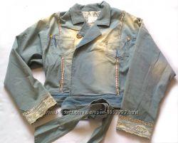 Джинсовая куртка GIZIA, 40 размер
