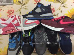 кроссовки Adidas, Nike Air Max