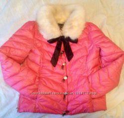 Куртка нарядна весняна
