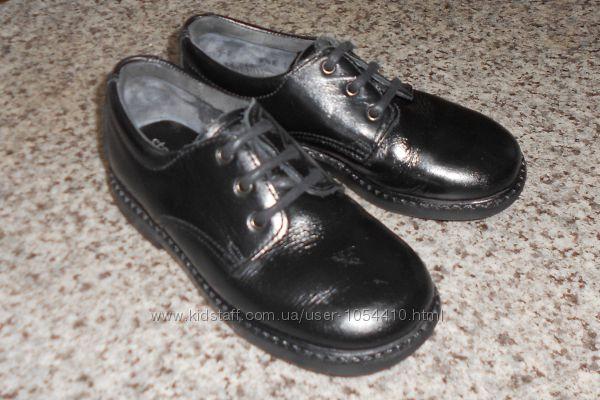 Туфли на мальчика Start-rite натуральная кожа. Размер 28 18 cм