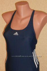 Сдельный фирменный купальник Adidas. S - M