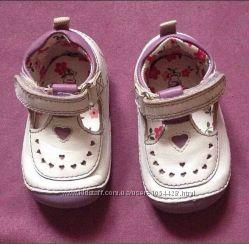 Туфельки для самых маленьких