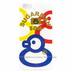 Чехол накладка Sugarman 7 вариантов  для на Айфон iPhone 5 и 5S