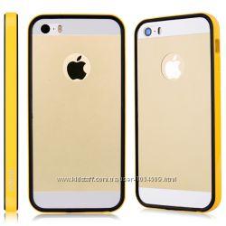 Чехол накладка и бампер  2в1 Vouni для на айфон iPhone 5 5S