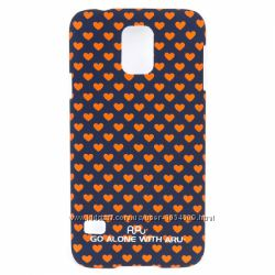 Практичный чехол ARU для на Самсунг Samsung Galaxy S5 8 расцветок