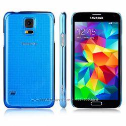 Чехол накладка Devia для на Самсунг Samsung Galaxy S5